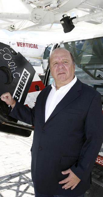 Almiro Calmon Alves, fundador e conselheiro da Vertical Equipamentos - Foto: Luciano da Matta | Ag. A TARDE