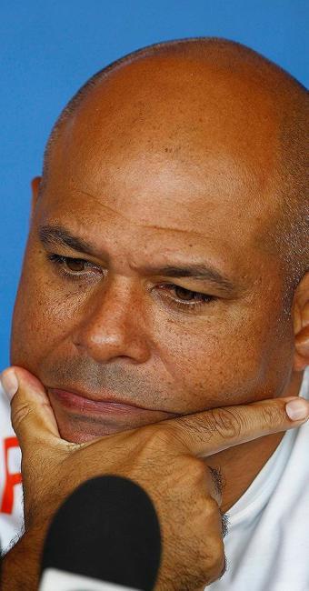 Sem dar nomes, técnico afirma que jogadores inventaram contusão para não jogar - Foto: Eduardo Martins   Ag. A TARDE