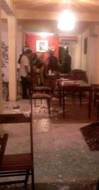 O policial federal estava com a família no estabelecimento durante o assalto - Foto: Jaqueline Suzarte | Ag. A TARDE
