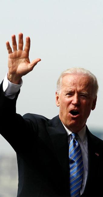 Desde 1990 que os EUA não envia um representante tão graduado como o vice-presidente para a posse - Foto: Agência Reuters