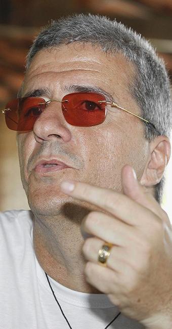 Candidato reitera que é ex-empresário de jogadores e nega que haja conflito de interesses - Foto: Eduardo Martins | Ag. A TARDE