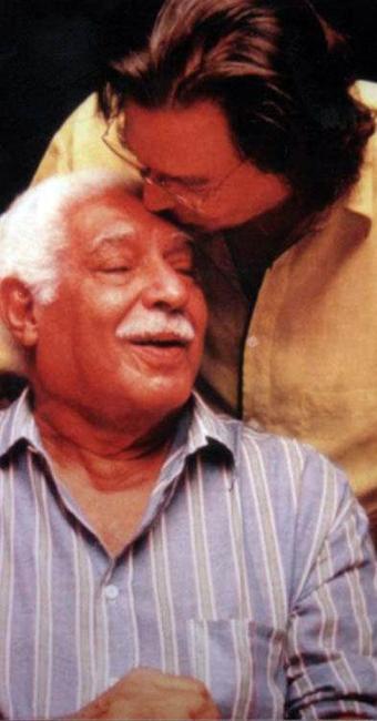 Tom e Caymmi fizeram o primeiro show juntos em 1991 - Foto: Arquivo Pessoal | Danilo Caymmi