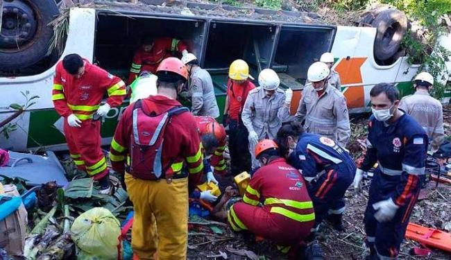 Nove pessoas morreram e uma está internada em estado grave - Foto: Foto do Leitor | Folha da Vitória