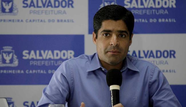 Neto teve 61% de avaliação positiva - Foto: Adilton Venegeroles | Ag. A Tarde