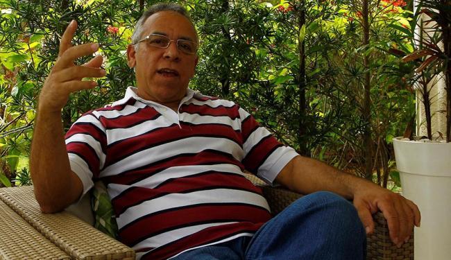 Baiano do município de Acajutiba, Novaes é também escritor e tem formação em filosofia e engenharia - Foto: Eduardo Martins | Ag. A TARDE