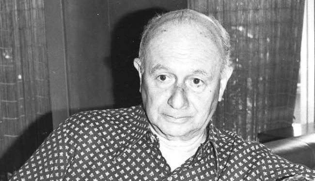 Adonias Filho é o homenageado da feira literária em Itabuna - Foto: Arquivo A TARDE 03.09.1996