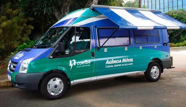 Serviço itinerante tem o objetivo de facilitar a vida dos consumidores baianos - Foto: Divulgação   Ascom Coelba