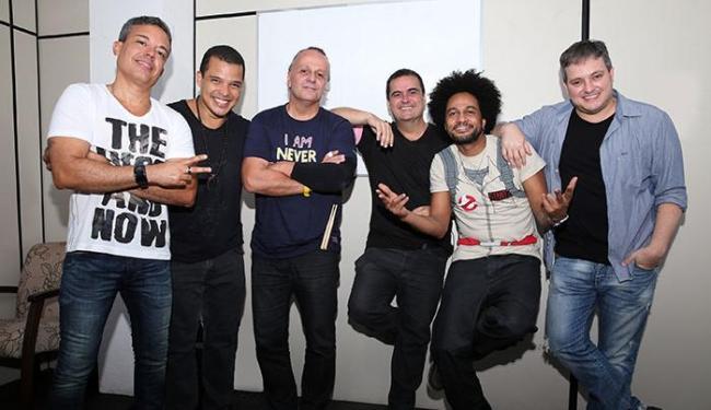 Grupo realizará primeira apresentação do ano no Red River Café - Foto: Felipe Oliveira | Divulgação
