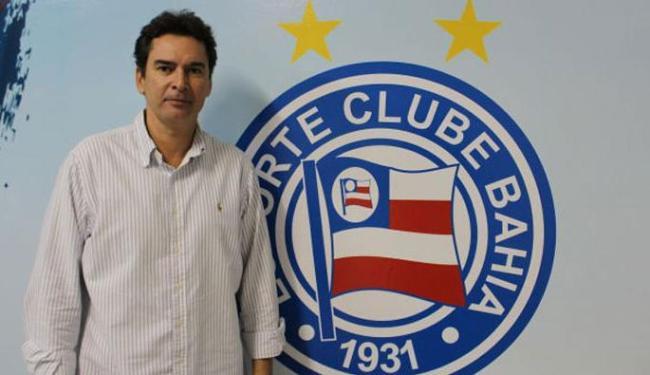 Novo diretor aprovou a contratação do técnico Sérgio Soares - Foto: Reprodução | E.C.Bahia