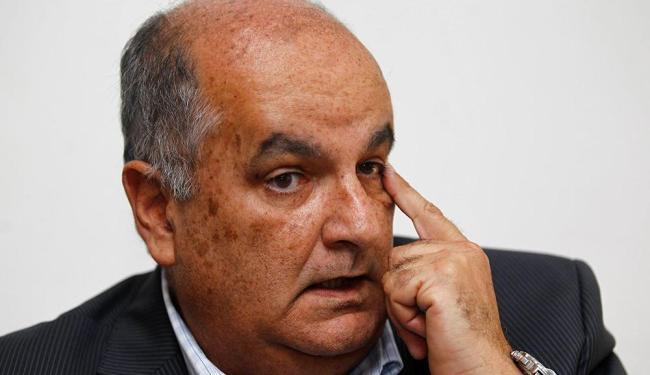 Alexi Portela Júnior, presidente da Liga do Nordeste - Foto: Eduardo Martins   Ag. A TARDE   21.11.2013