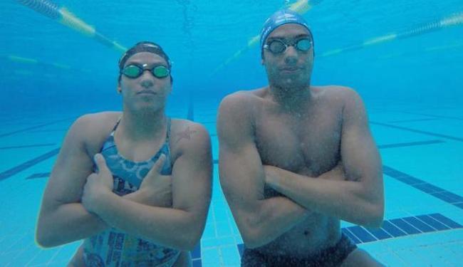 Ana Marcela e Allan do Carmo são eleitos os melhores nadadores de maratonas aquáticas do Mundo - Foto: Luís Rogério Arapiraca | Divulgação