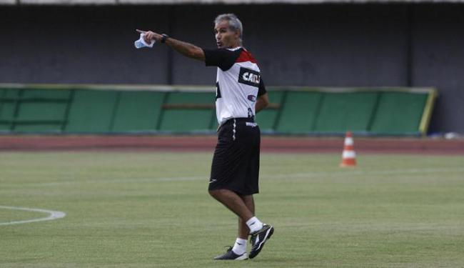 Amadeu estava trabalhando na base do Vitória desde 2009 e ganhou destaque - Foto: Fernando Amorim | Ag. A TARDE