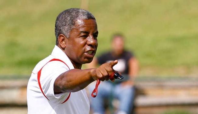 Andrade é o novo treinador do Jacobina - Foto: Wander Roberto | VIPCOMM | 21.01.2010