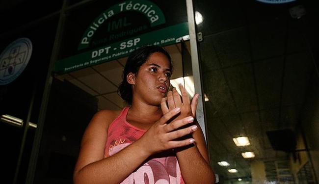 Beatriz diz ter sido abordada domingo e que o cativeiro fica na Estrada da Cascalheira - Foto: Fernando Amorim l Ag. A TARDE