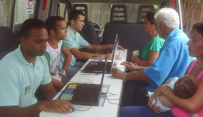 Serviços levam comodidade para moradores dos bairros contemplados - Foto: MIRIAM HERMES | Ag. A TARDE