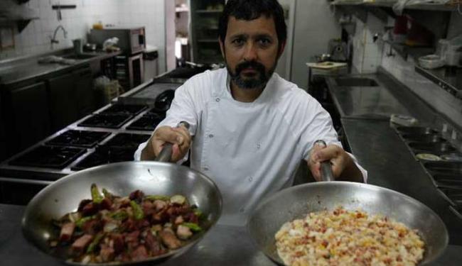 Caco Marinho dá sugestão de prato para quem não é fã do peru - Foto: Fernando Amorim | Ag. A TARDE