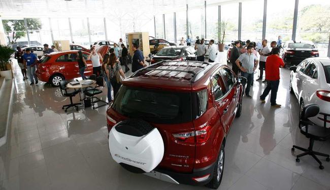 Alíquota de carros populares sobe dos atuais 3% para 7% - Foto: Fernando Amorim   Ag. A TARDE