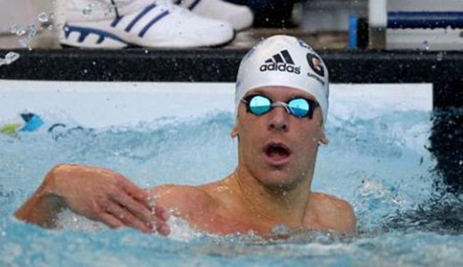 Cielo tinha desistido de disputar a final do 4x100 metros livre para se poupar - Foto: Divulgação l CBDA
