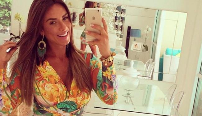 Nicole fará participação no Programa da Sabrina - Foto: Reprodução   Instagram