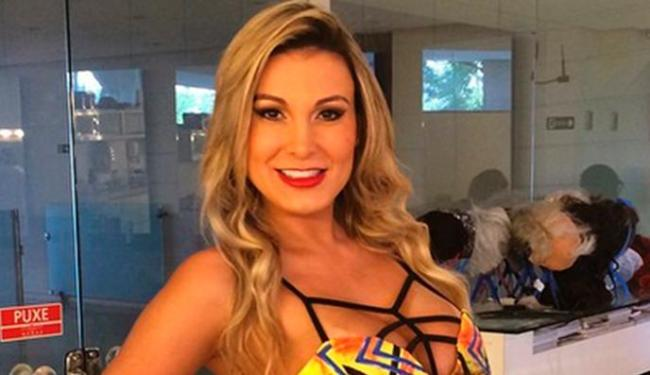 Andressa deu entrada na sexta, 29, após passar mal - Foto: Reprodução   Instagram