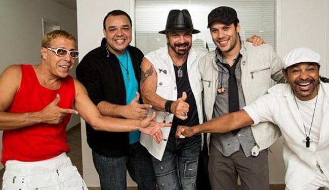 Música do Chiclete foi criada para o bloco Nana - Foto: Divulgação
