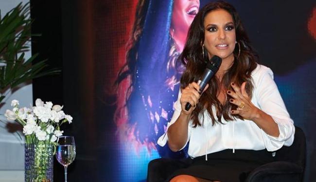 A cantora disse que faria tratamento médico para engravidar - Foto: Manuela Scarpa / Divulgação