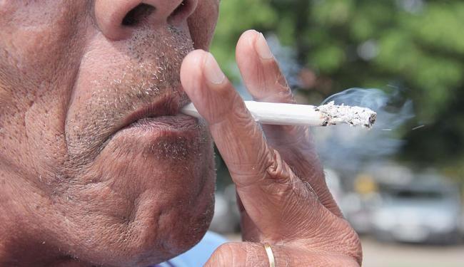 O câncer de pulmão é uma das doenças relacionadas ao tabaco - Foto: Joá Souza   Ag. A TARDE