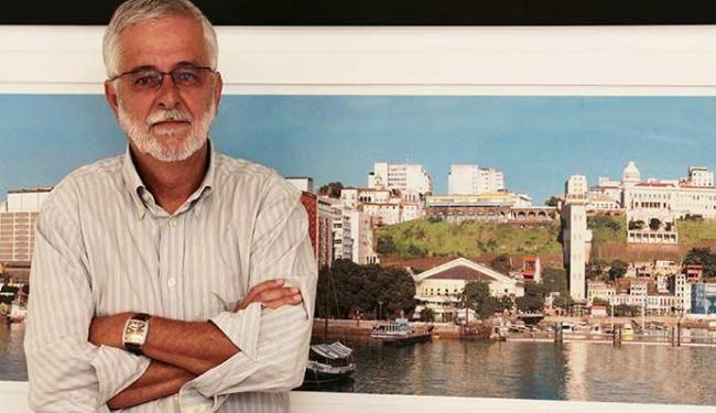 Claudio Nogueira relembra o passado - Foto: Mila Cordeiro   Ag. A TARDE