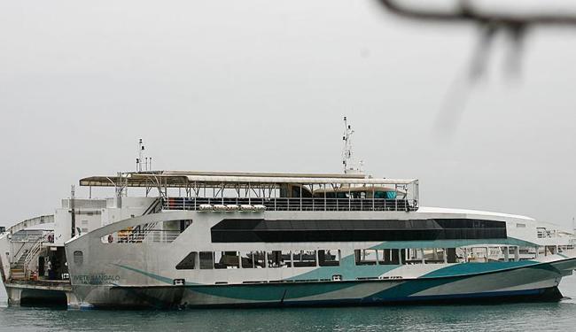 Esquema especial terá frota máxima com oito ferries, incluindo o Ivete Sangalo - Foto: Raul Spinassé | Ag. A TARDE