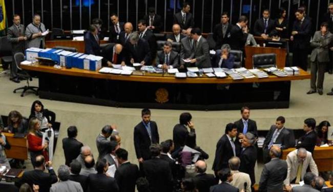 Congresso aprova prjeto que muda cálcula do superávit primário - Foto: Valter Campanto | Agência Brasil
