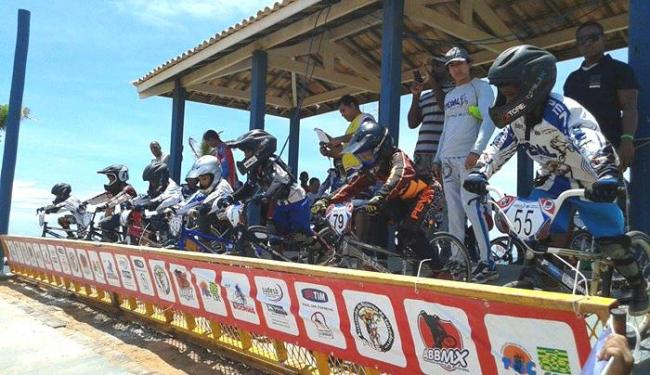 Competição reuniu atletas da capital e do interior do Estado - Foto: Reprodução | ABBMX