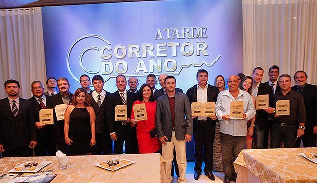 O prêmio tem como objetivo homenagear os principais anunciantes do mercado imobiliário - Foto: | Ag. A TARDE