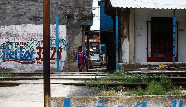 Área do tiroteio é uma das mais perigosas do subúrbio - Foto: Edilson Lima | Ag. A TARDE