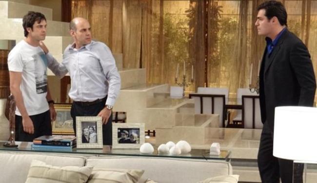 Marcos acusa Caique de tentar matar Laura - Foto: Reprodução | GShow