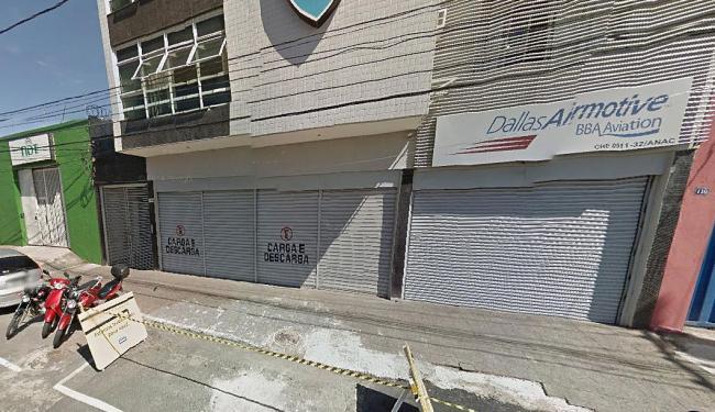 A Dallas Airmotive tem uma filial no Brasil, em Belo Horizonte (MG) - Foto: Reprodução | Google Earth
