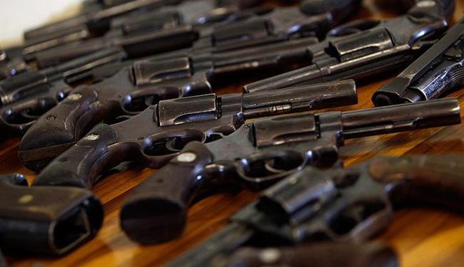 Proposta altera regras para aquisição e circulação de armamentos e munições no País - Foto: Silvia Izquierdo l AP Photo