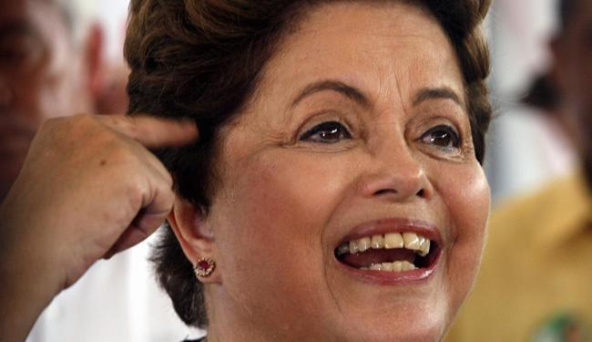A presidente teria decidido vir antes para poder descansar - Foto: Luiz Tito | Ag. A TARDE