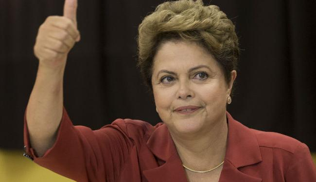 Presidente Dilma falou da Argentina, onde participa da reunião de Cúpula do Mercosul - Foto: Felipe Dana| Ap Photo