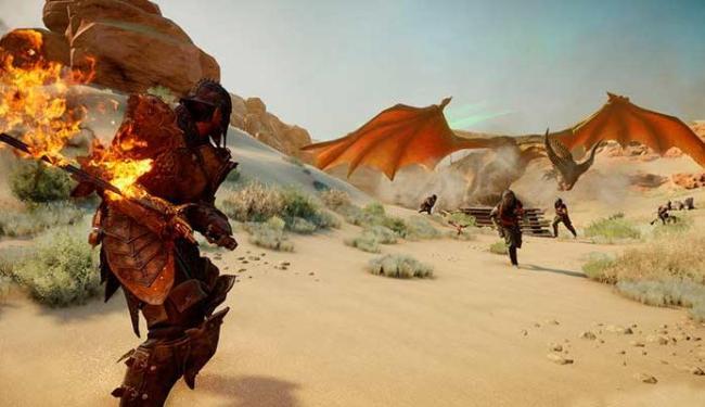 Dragon Age foi lançado no Brasil na última quarta-feira, 4 - Foto: Divulgação