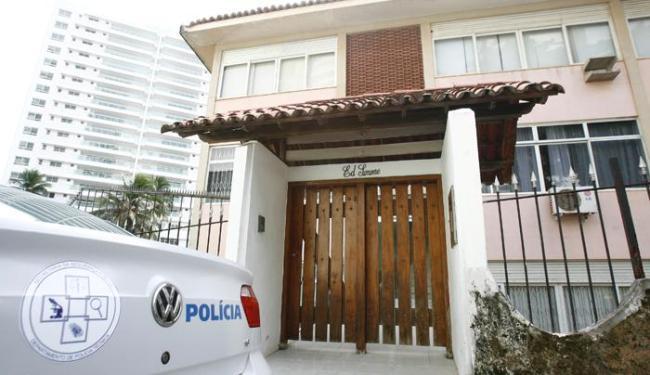 Segundo delegada, esta não foi a primeira invasão ao prédio, roubado no mês de abril - Foto: Fernando Amorim   Ag. A TARDE