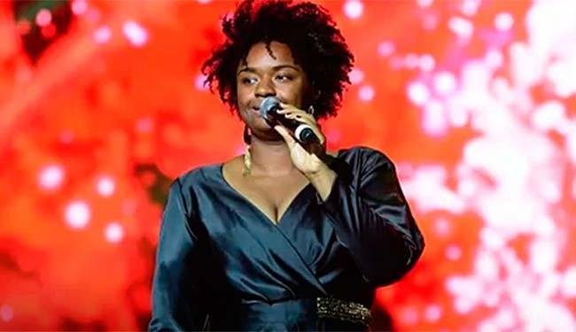 Ellen Oléria foi a vencedora da primeira edição do The Voice Brasil - Foto: The Voice Brasil   Reprodução