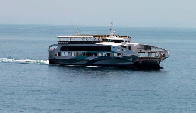 Ferryboat tem esquema especial montado para o período de Natal e Réveillon - Foto: Elói Corrêa | SECOM