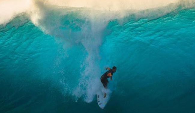 Líder do ranking, Medina só deve cair no mar nesta quarta-feira - Foto: Reprodução l Instagram