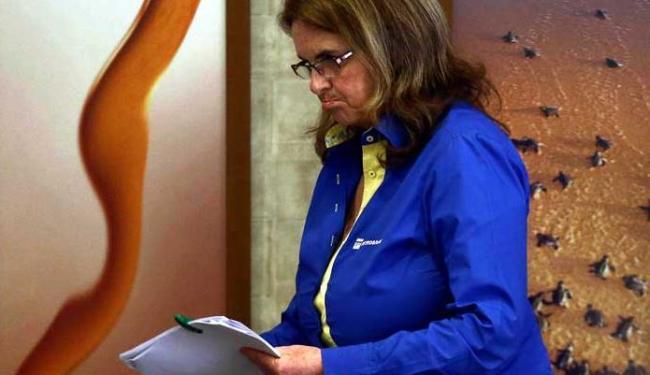 Graça Foster preside a Petrobras e enfrenta crise na empresa após divulgação dos casos de corrupção - Foto: WILTON JUNIOR/ESTADÃO CONTEÚDO