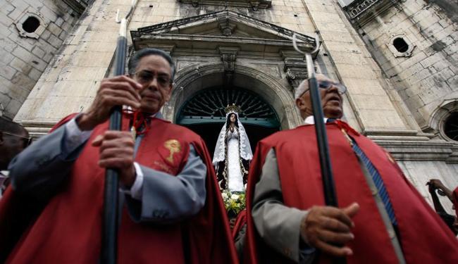 A comemoração será especial, já que será celebrado os 160 anos do dogma da Imaculada Conceição - Foto: Raul Spinassé | Arquivo | Ag. A TARDE