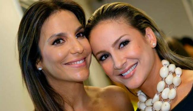 Ivete Sangalo e Claudia Leitte pretendem gravar músicas juntas - Foto: Divulgação