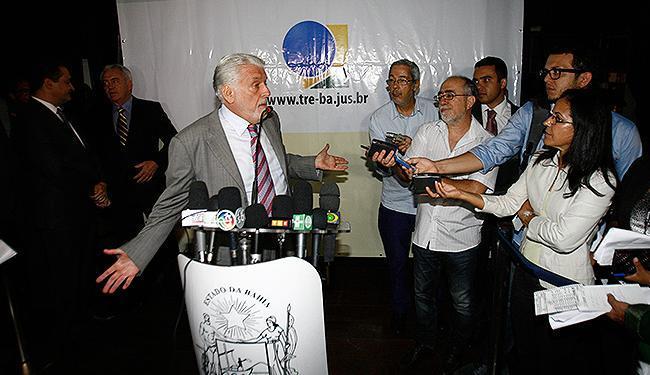 Governador é contra nova eleição do aliado Marcelo Nilo na direção da Assembleia - Foto: Fernando Amorim | Ag. A TARDE