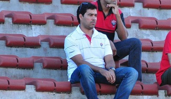 Após 23 anos no rubro-Negro, João Paulo deixa o clube com o fim do cargo - Foto: Divulgação l E.C. Vitória
