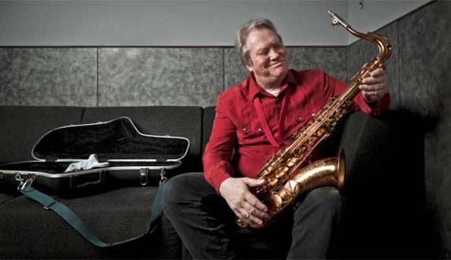 Saxofonista tocou com a banda em 2013 - Foto: Divulgação