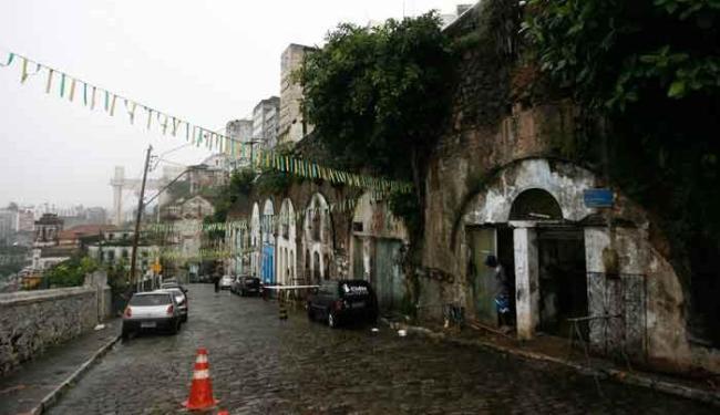 Ideia é restaurar estrutura, recuperar monumentos e desapropriar imóveis - Foto: Raul Spinassé | Ag. A TARDE